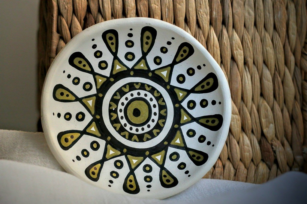 Farfurii Decorative Handmade